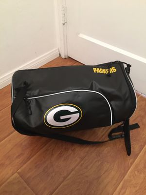 Packers Duffel bag new for Sale in Fontana, CA