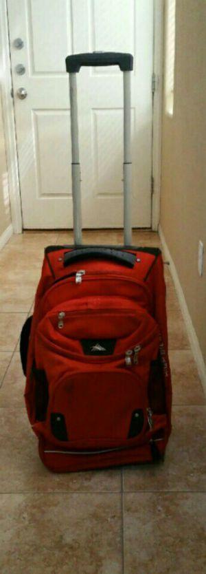High Sierra travel luggage backpack for Sale in Las Vegas, NV