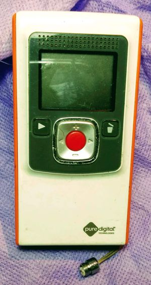 Pure digital flip camera for Sale in Medford, OR