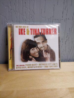 CD/ Best of Ike & Tina Turner for Sale in Orangeburg, SC