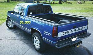🙏🙏1997 Chevrolet C/K Pickup 1500 Silverado Z71🙏🙏 for Sale in Garrison, MD