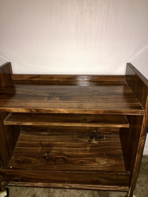 Small Wood book shelf