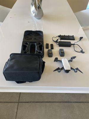 DJI SPARK DRONE for Sale in Scottsdale, AZ