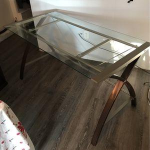 Desk Glass for Sale in Eatontown, NJ
