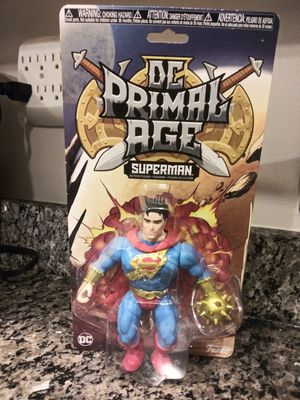Primal Age: Superman for Sale in Gaithersburg, MD