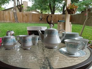 Antique Noritaki tea set for Sale in Austin, TX