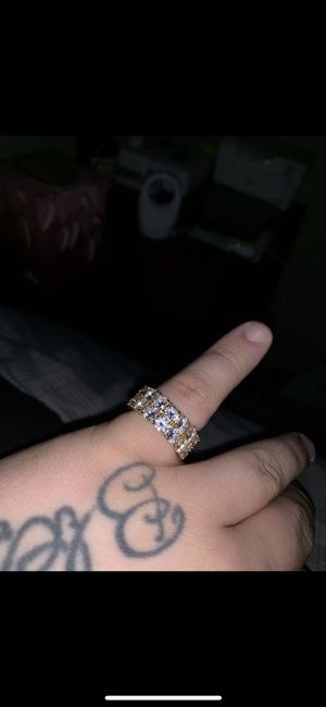 Gold Plated ring Great quality without the high price for Sale in New Britain, CT