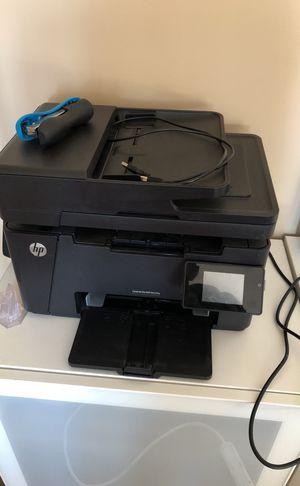 HP printer Laser Jet pro MFP M127fw for Sale in Salt Lake City, UT