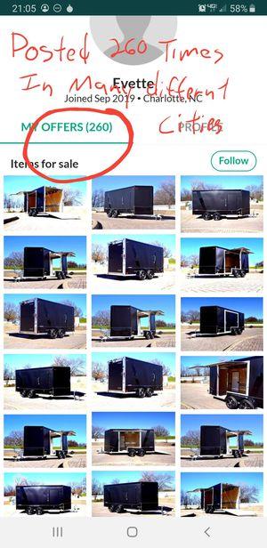 Cargo trailer SCAM POSTING for Sale in Phoenix, AZ