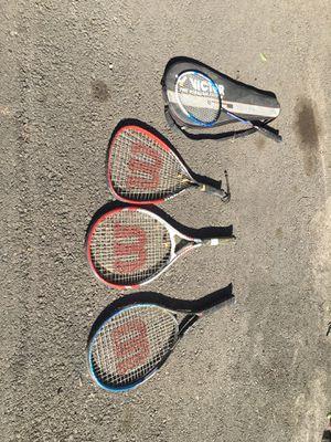 Tennis rackets for Sale in San Bernardino, CA