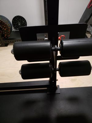 Glute Ham Raise/Developer (GHD) Attachment (home gym,exercise, weight) for Sale in Salt Lake City, UT