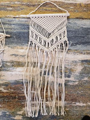 Large Boho Macrame Wall Hanging Decor for Sale in San Diego, CA