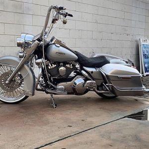 2007 Harley Davison Road king for Sale in Riverside, CA
