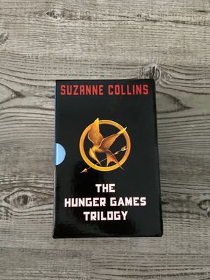 The hunger games trilogy for Sale in Santa Maria, CA
