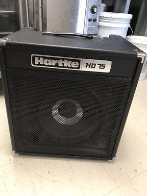 Hartke HD 75 speaker for Sale in Nashville, TN
