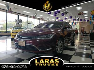 2015 Chrysler 200 for Sale in Chamblee, GA