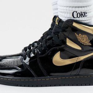 NIB Sealed From Nike Jordan Retro OG Black / Gold 10.5 for Sale in Renton, WA