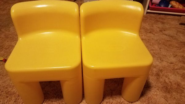 Little Tikes Kid Chair $8 each Both $10 see 2 pictures