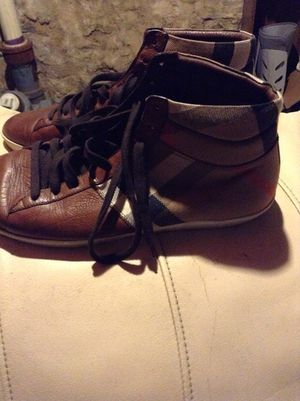 Burberry Hightop Sneakers for Sale in Baltimore, MD
