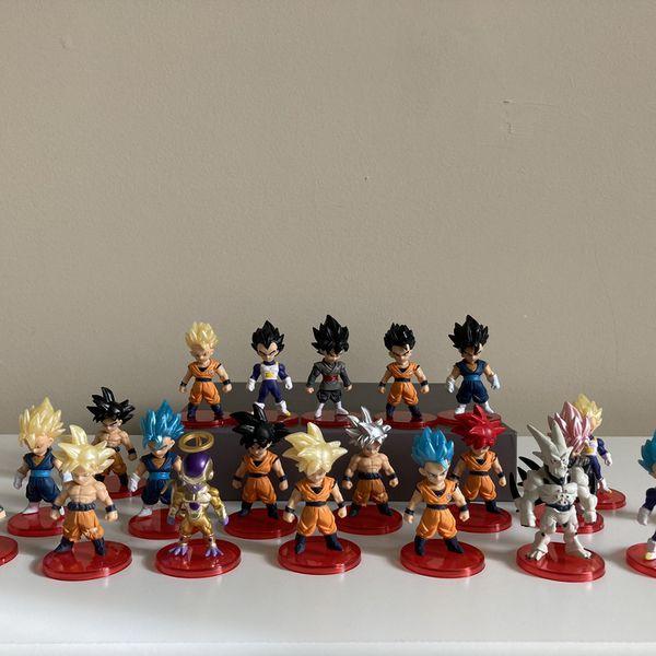 Dragon Ball Z Figures 21pcs