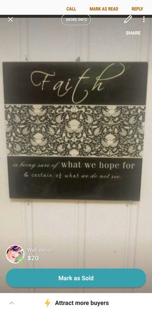 Wall decor for Sale in San Angelo, TX