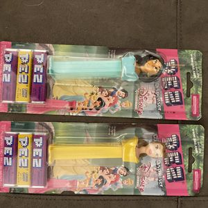 Disney Princess Pez for Sale in South Elgin, IL