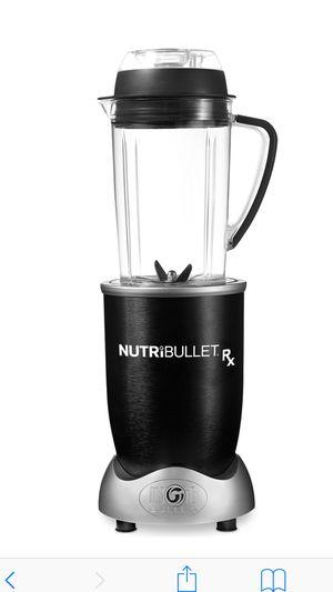 Nutribullet Rx 1700-watt Blender for Sale in San Leandro, CA