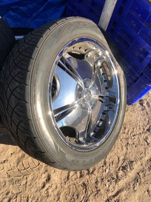 Wheel and tires for Sale in Las Vegas, NV