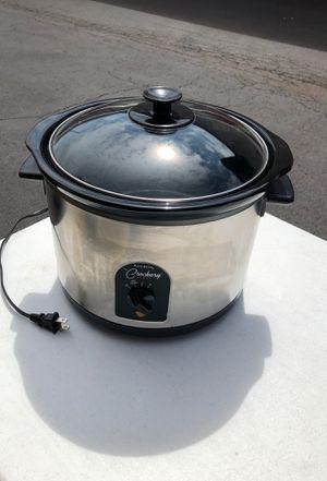 Crockery Crock Pot for Sale in Manassas, VA