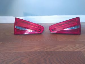 2013-2016 AUDI A4 Sedan Tail Light LED Pair OEM Used for Sale in Wilmington, CA