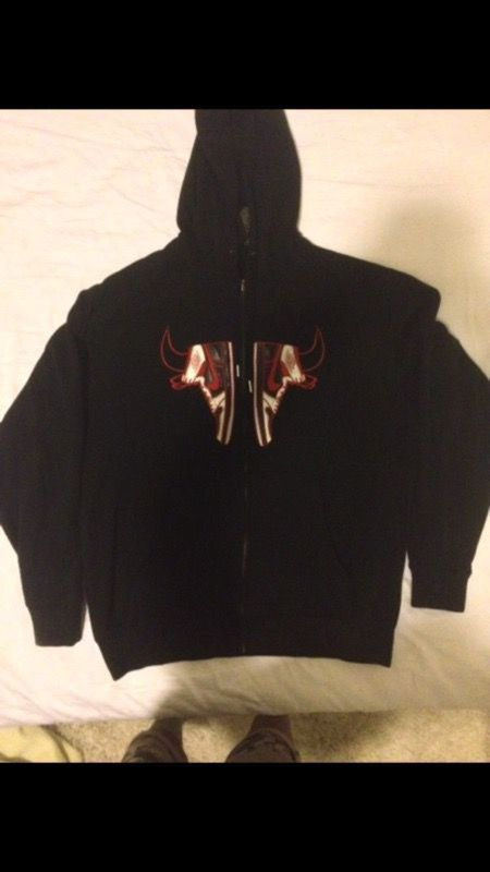 Jordan Chicago Bulls hoody