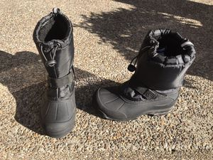 Northside snow/winter boots - kids size 5 for Sale in Beaverton, OR
