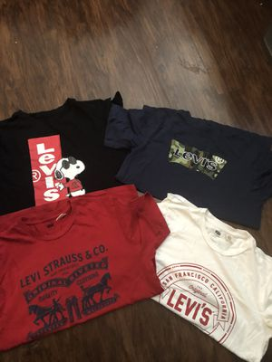 Levi shirts for Sale in Arlington, TX