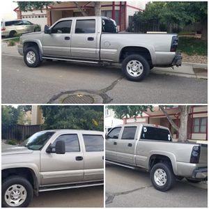 02 Chevy Silverado turbo diesel duramax for Sale in Denver, CO