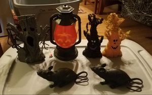 Assorted Halloween decorations for Sale in Owings Mills, MD
