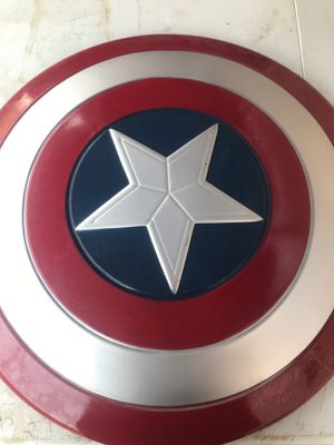 Captain America shield for Sale in Exeter, CA