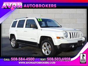 2013 Jeep Patriot for Sale in Avon, MA