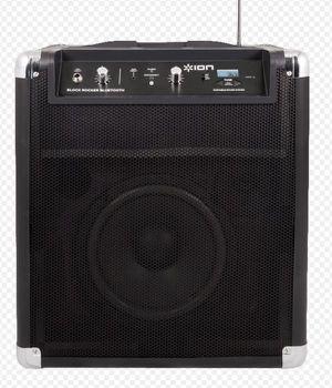 Portable Speaker Bluetooth Bocina Parlante ION Block Rocker IPA56B for Sale in Miami, FL