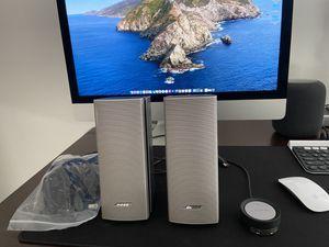 Bose Companion 20 Computer Speakers for Sale in Smyrna, GA