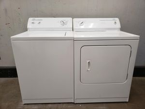 Kenmore 80 Series Washer And Dryer Delivery Available for Sale in Norfolk, VA