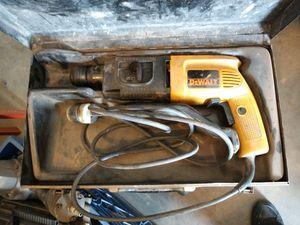 Dewalt corded rotary hammer for Sale in Avondale, AZ