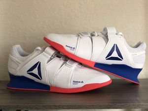 🔥New Mens Reebok Legacy Lifter DV6225 Mens Crossfit/Weightlifting Shoes Size 12 for Sale in Largo, FL