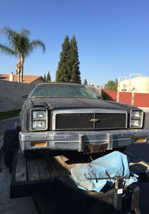 76 Chevy El Camino all or parts $1 for Sale in Pumpkin Center, CA