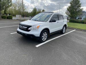 2007 Honda CR-V crv ex-l navigation for Sale in Tacoma, WA