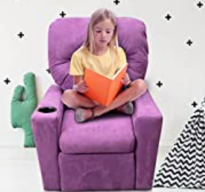 brand new in box kids recliner chair (pink only) for Sale in West Valley City, UT
