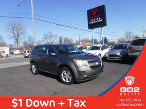 2010 Chevrolet Equinox for Sale in Detroit, MI