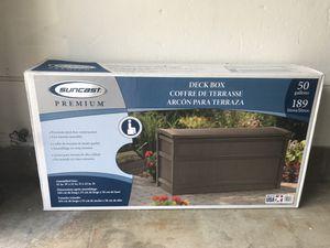 Outdoor Storage Box for Sale in Washington, IL