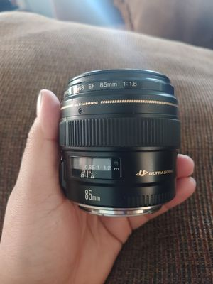 Canon 85mm f1.8 USM for Sale in Smyrna, GA
