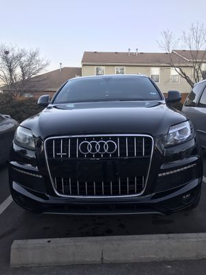 Audi Q7 S-line TDI for Sale in Northglenn, CO