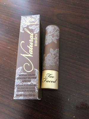 Too Faced Intense Color Lipstick for Sale in New York, NY